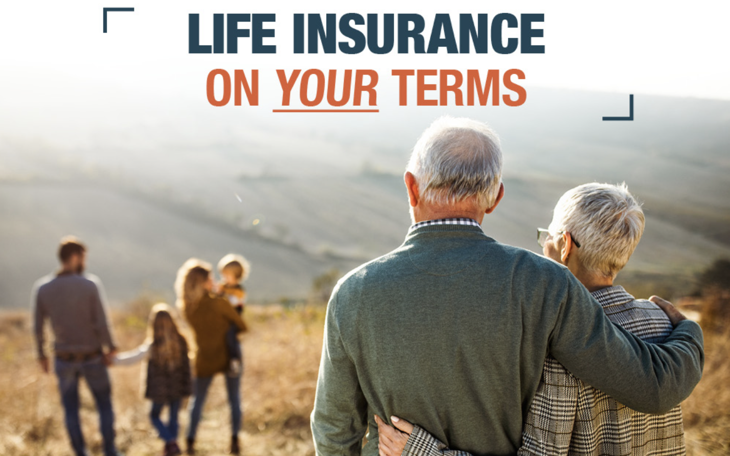 Giving Your Family Peace of Mind Doesn't Need To Be A Headache: Life Insurance On Your Terms